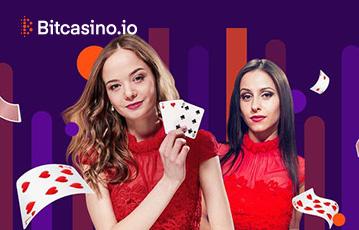 ビットカジノアイオー ライブカジノ