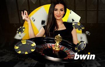 bwin ライブカジノでルーレットやブラックジャックをプレイ