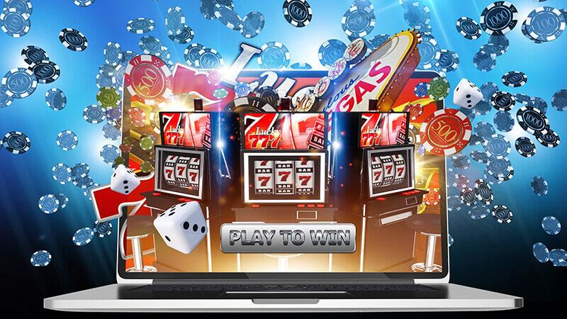 オンラインカジノゲーム スロット テーブルゲームで大当たりを出す