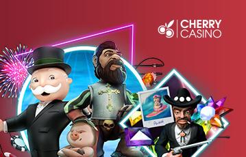 チェリーカジノ スロット・カジノゲーム