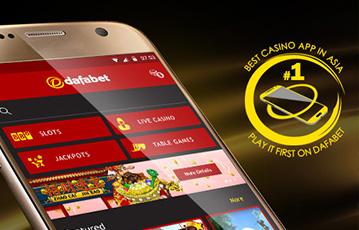 Dafabet カジノ:スマホやモバイル機器でプレイ可