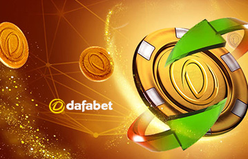 dafabet カジノ リロードボーナスを活用してお得にプレイ