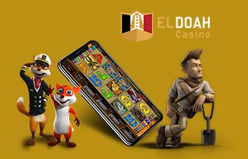 エルドアカジノ スマホ・モバイル機器でカジノゲームが遊べる