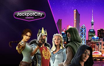 ジャックポットシティ スロット・カジノゲーム