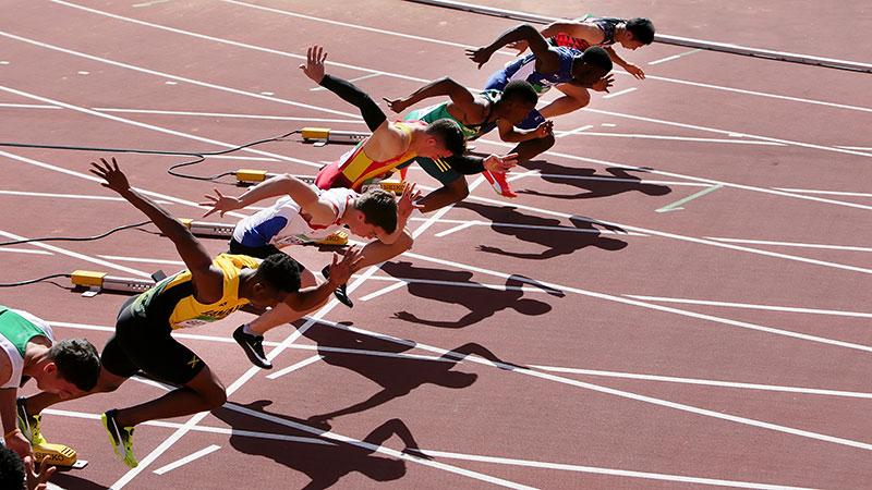 東京オリンピック 陸上目玉は男子100mと400mリレー