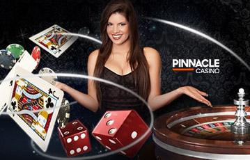ピナクル ライブカジノのテーブルゲーム