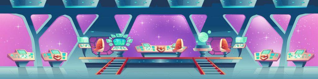 プレイヤーズベスト宇宙船内編集室