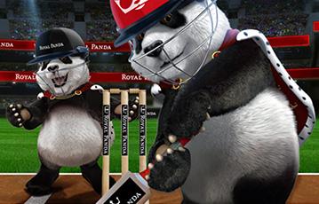 ロイヤルパンダ ブックメーカー クリケットの試合に賭ける