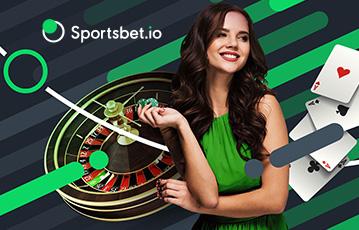 スポーツベットアイオー カジノ ライブカジノゲーム