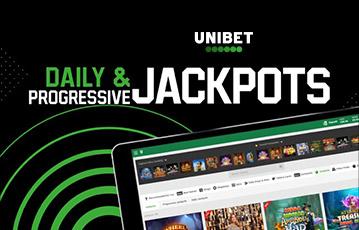 Unibet カジノ ジャックポット