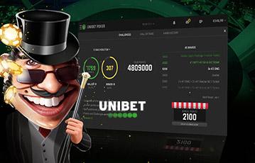 Unibet ポーカー トーナメント