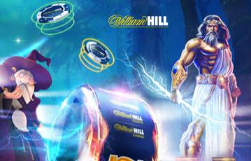 ウィリアムヒルカジノ スロット・カジノゲーム