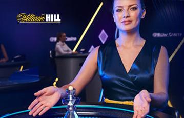 ウィリアムヒルカジノ ライブカジノゲーム