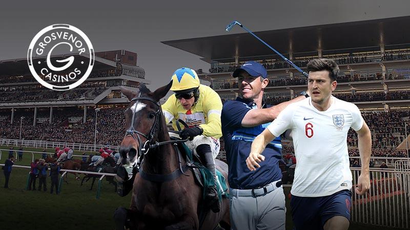 grosvenor sports review uk