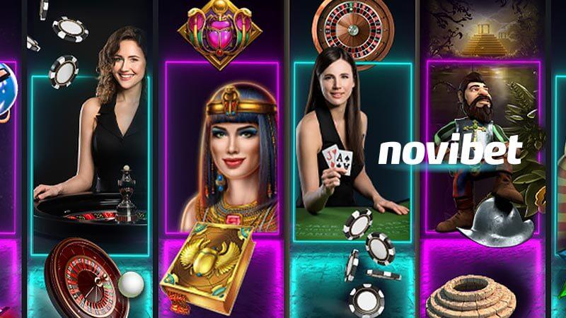 novibet casino review uk
