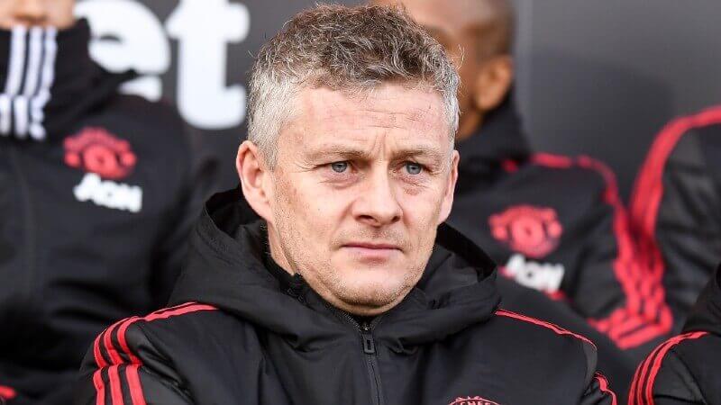 Ole Gunnar Solskjaer Manchester United penalties