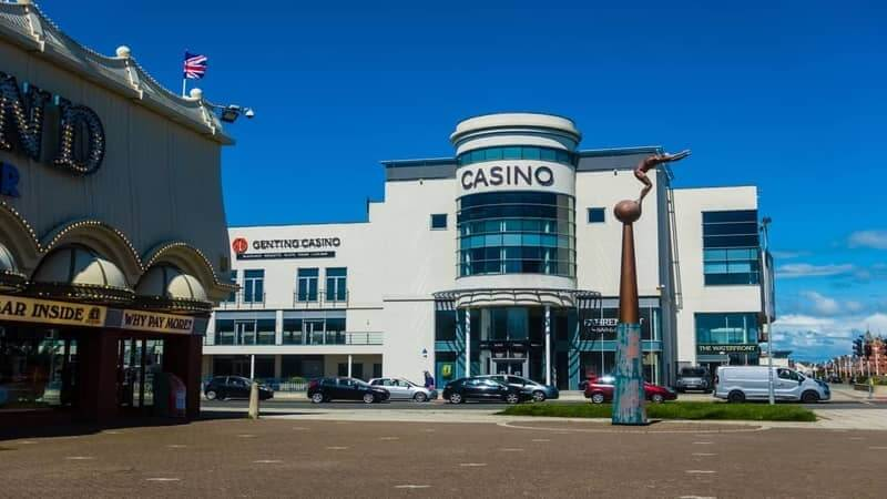 uk casino to reopen