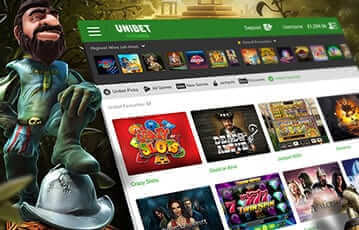Unibet betting casino options