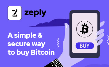 Zeply - Buy Bitcoin Now!